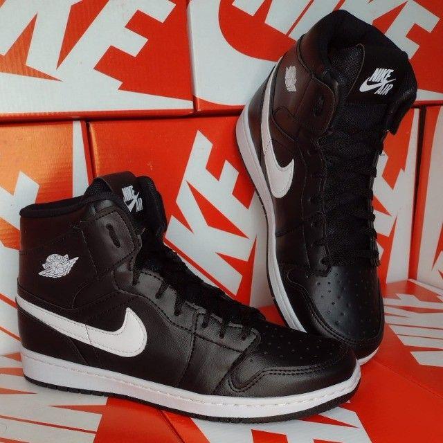 Tênis Nike Jordan 1 Masculino  - Foto 5