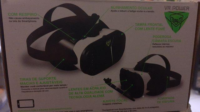 Óculos 3D sem controle - Foto 6