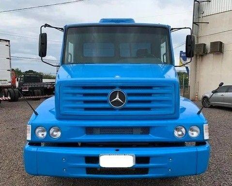 Compre seu caminhão 1620 parcelado - Foto 2
