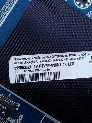 Vendo essas placas tv philco 55 polegadas  - Foto 2