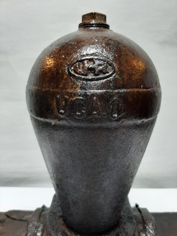 Bomba da agua antiga - Foto 3