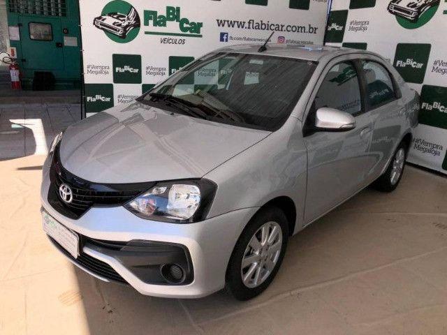 Etios 1.5 Sedan X Plus Aut 16v 2020
