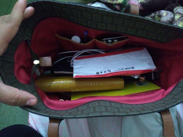 Bolsa Couro Smartbag - Foto 6