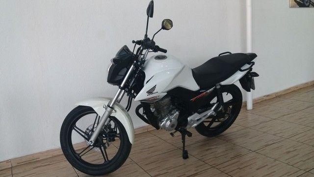 Honda fan 160 2018 personalizada - Foto 3