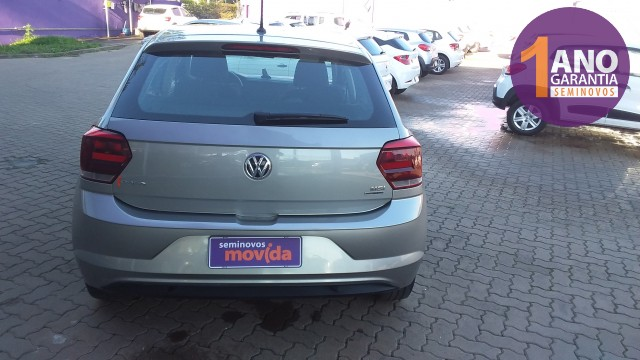 Volkswagen Polo 1.6 MSI (Aut) (Flex) - Foto 5