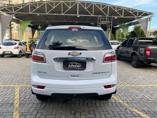 GM - CHEVROLET TRAILBLAZER Chevrolet TRAILBLAZER LTZ 2.8 4x4 Diesel 7 lugares - Foto 8