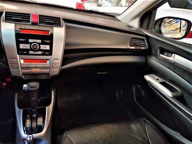 Honda City completo 2010 doc ok com gnv instalado  - Foto 9