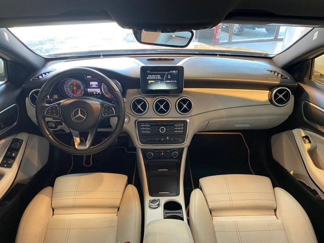 Mercedes-Benz GLA 200 1.6 Advance 2016/2016 Bancos interior bege ,Configuração Linda - Foto 8
