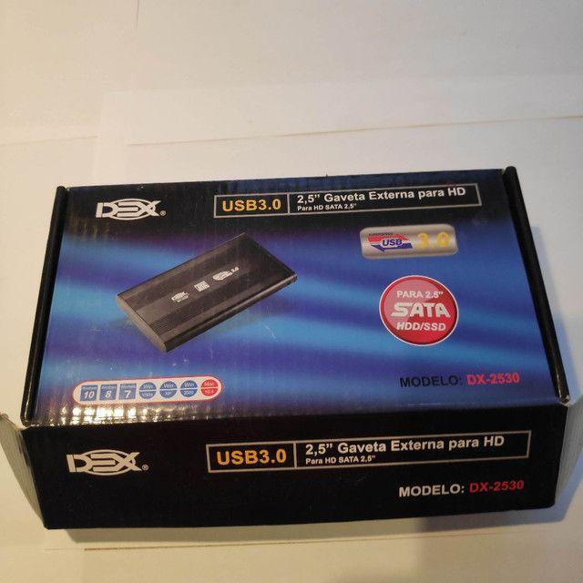 2.5 GB 250 Polegadas SATA USB 3.0 Disco Rígido Externo HDD  - Foto 3