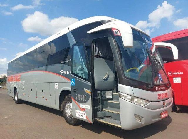 Ônibus Scania k360, Marcopolo G7 2013