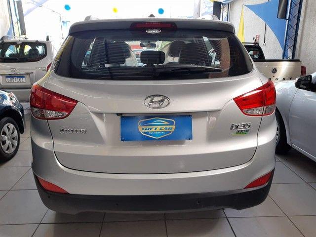 IX35 2.0 GLS 2015 automático - Soft Car Multimarcas - Foto 4