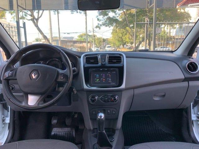 Renault LOGAN DYNAMIQUE 1.6 8V FLEX MEC. - Foto 9