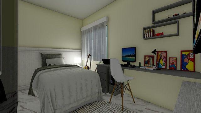 CAR#(SP3001) Ótimo acabamento. Casa Nova são Pedro com 3 quartos - Foto 8