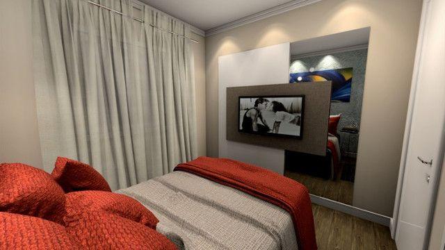 Oportunidade seu imóvel - Apartamentos geminados com 2 quartos no Paese - Itapoá/SC - Foto 7