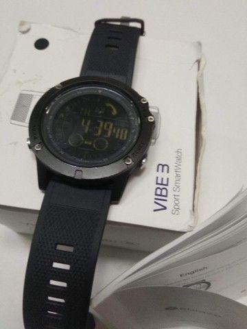 Relógio esportivo vib3 na caixa  - Foto 2