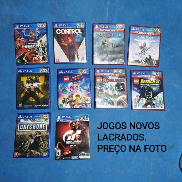 Jogos ps4 originais.. Preço na foto individual  - Foto 6