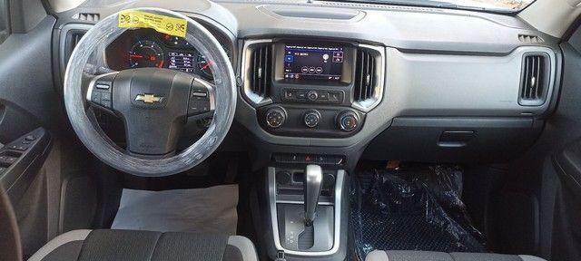 Chevrolet S10 LT  4x4 Aut. Turbo Diesel  2022 -0km - Pronta Entrega - Foto 11