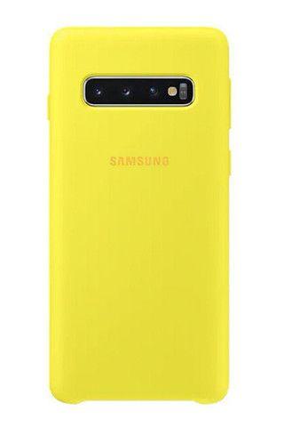 Case / Capinha de Silicone Samsung Galaxy S10 (Aceito cartão) - Foto 3