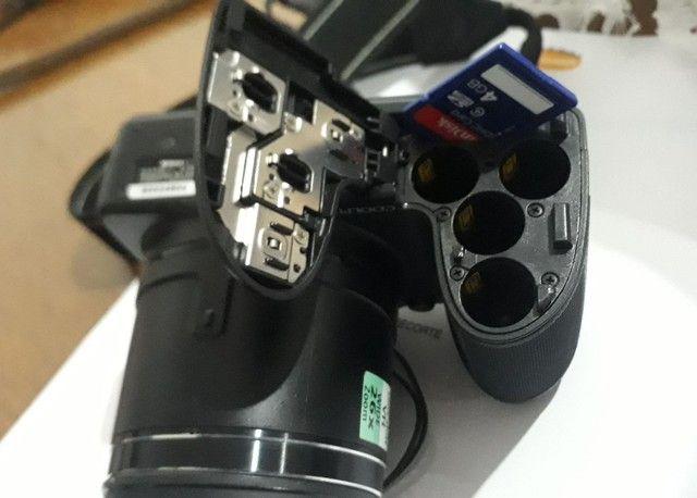 Câmera Fotográfica Nikon Usada - Foto 5