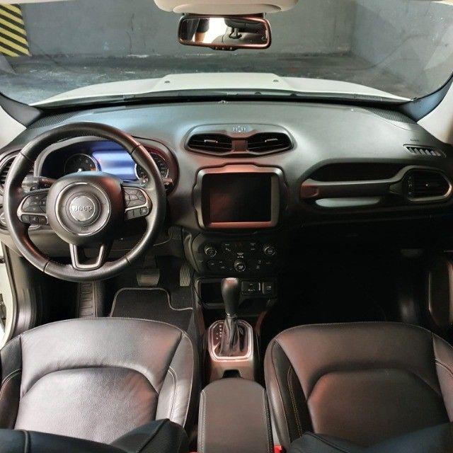 Jeep Renegade 1.8 16v Flex Limited AUT. 2019 .Financiamos em até 60x. - Foto 6