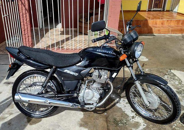 Moto Honda Cg 2008
