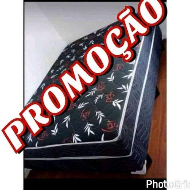 Cama Box Casal Conjugada Ortopédico Bambu premium - Foto 4