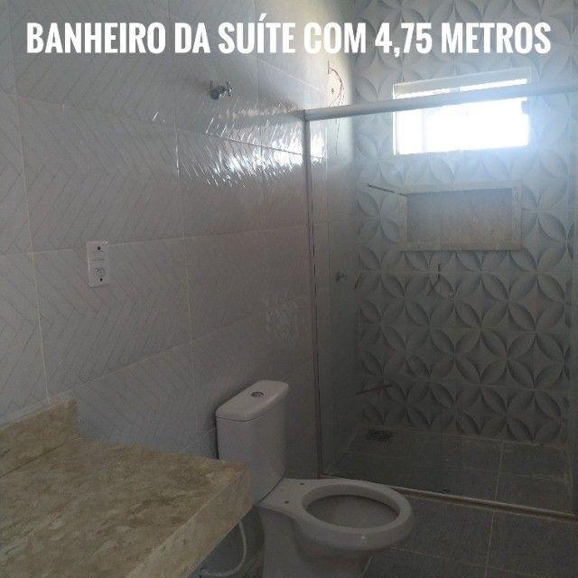 Casa no Itamaracá de 3 quartos com suíte de 18 metros - Foto 16