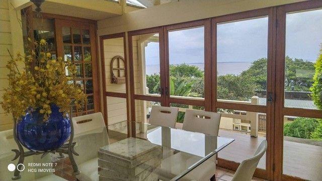 Magnifica casa residencial com praia particular para venda com 500 metros quadrados com 4  - Foto 20