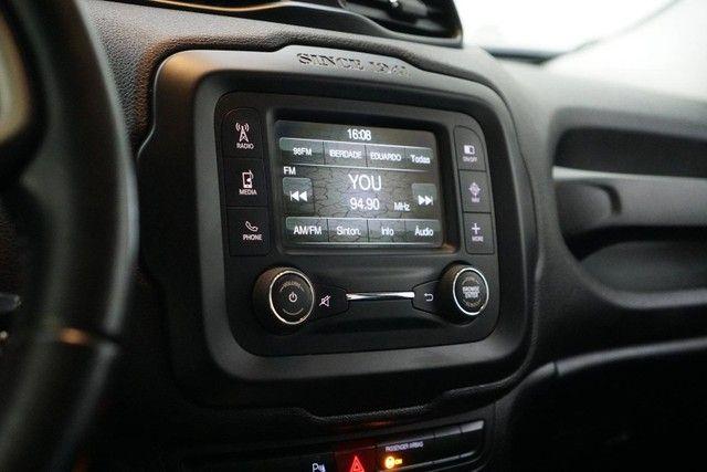 RENEGADE 2018/2018 1.8 16V FLEX LIMITED 4P AUTOMÁTICO - Foto 7