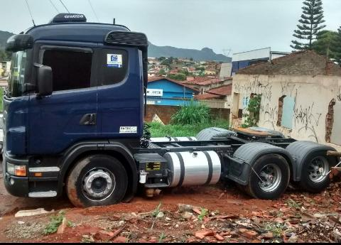 SCANIA 2009/2010 COM RETARDER