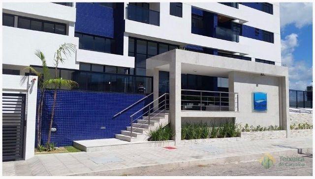 Apartamento no Bessa, próx ao novo pq parahyba, 2qts