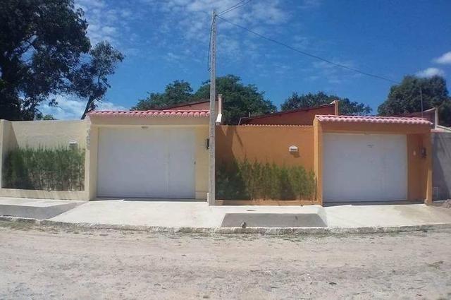 Casas planas no Eusébio, 3 quartos 2 Suites 4 vagas - Foto 9