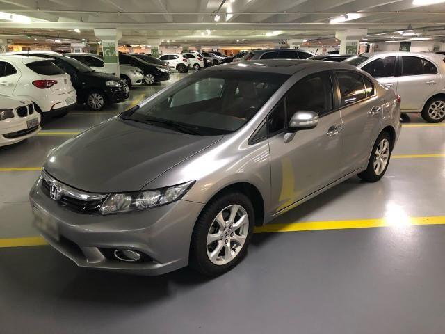 Marvelous Honda Civic Exl   Top De Linha   Teto Solar