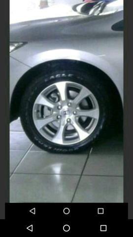 Vendo 04 rodas liga leve