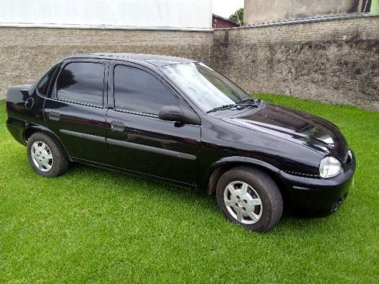 Corsa 1.6 Automático 2004