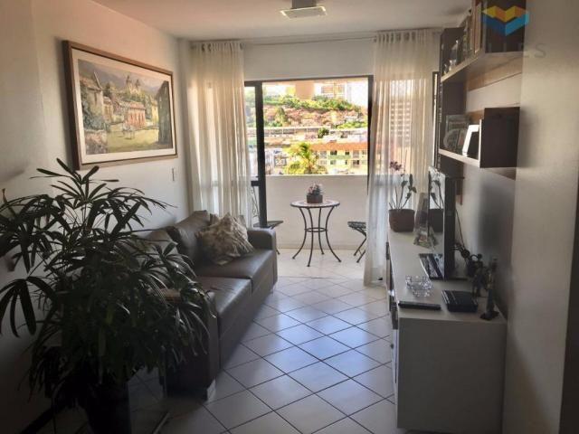Ed. Gardênia Apartamento residencial à venda, Jatiúca, Maceió.