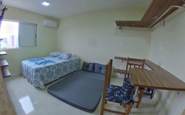 Flat confortável e completo com ótima localização! - Foto 14