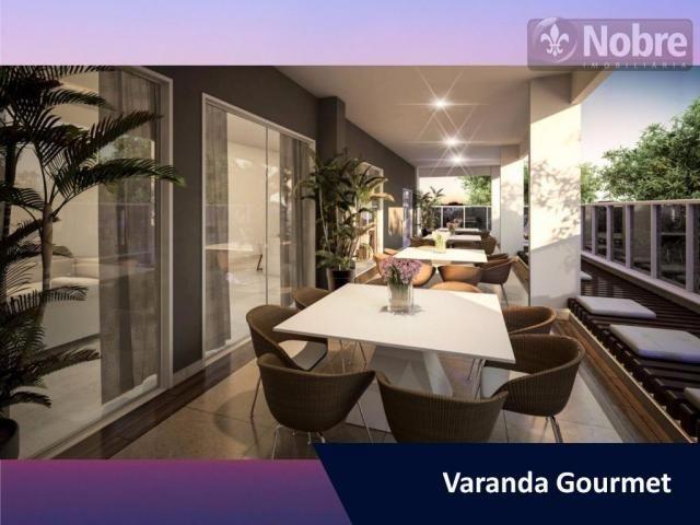Apartamento com 3 dormitórios à venda, 113 m² por r$ 652.300 - plano diretor sul - palmas/ - Foto 6