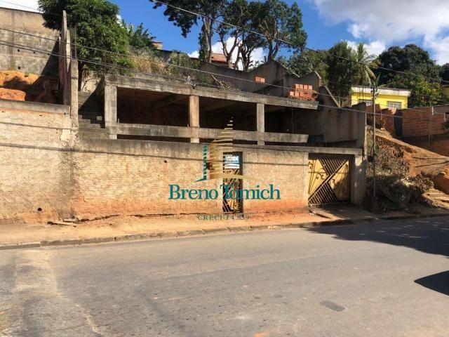 Terreno à venda, 440 m² por R$ 290.000 - Ipiranga - Teófilo Otoni/MG