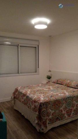 Apartamento mobiliado à venda, cachoeira do bom jesus, florianópolis, marine home resort. - Foto 7
