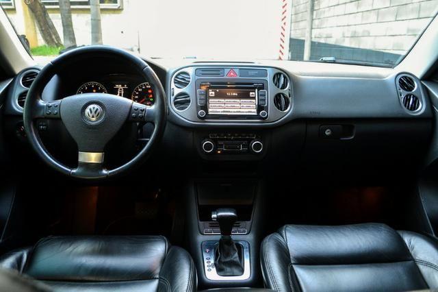 VW Tiguan - Impecável - Bancos em couro + Park Assist - 2010 - Foto 9
