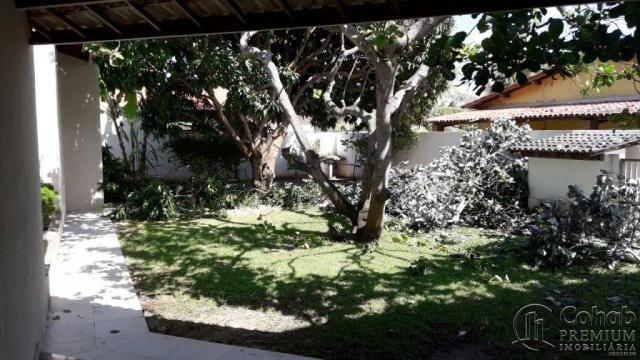 Casa no cond. morada do rio, bairro aruána - Foto 5