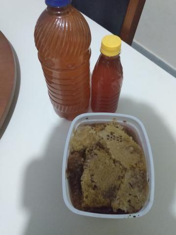 Mel de abelha puro faço o teste do globo rural