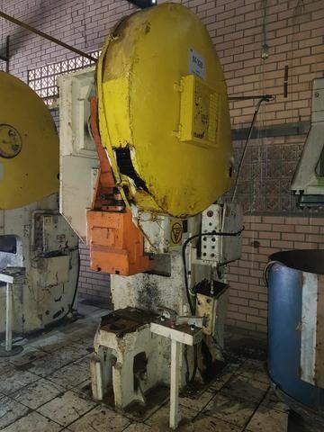 Prensa excêntrica 160 ton Gutmann - Foto 2