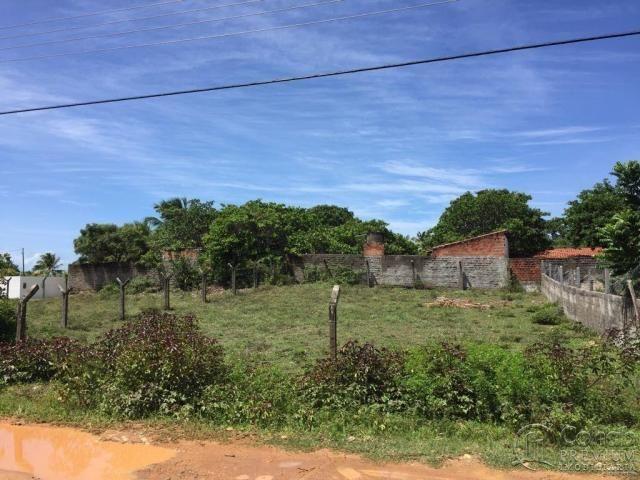 Terreno à venda em Mosqueiro, Aracaju cod:CP5617