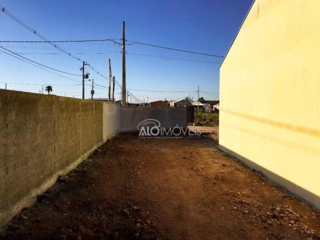 Casa com 2 dormitórios à venda, 42 m² por r$ 130.000 - estados - fazenda rio grande/pr - Foto 8
