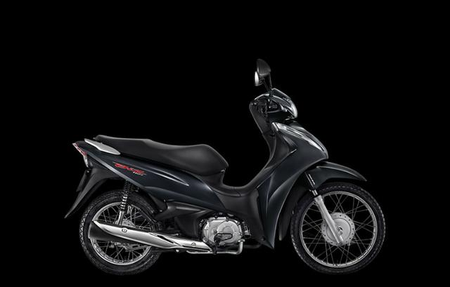 Honda Biz 110i Modelo 2019 2019 Motos Centro Campo