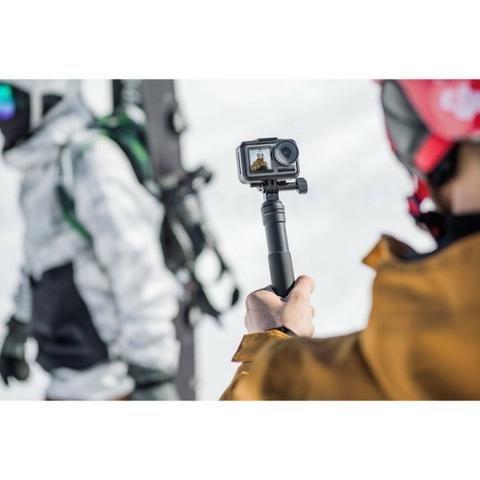 """Câmera de Ação DJI Osmo Action 2.25"""" Touch 4K Cinza - Foto 2"""