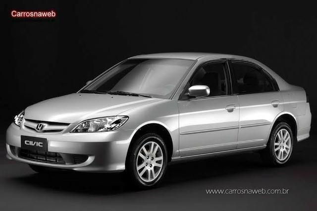 Honda Civic Ex 1.7 VTEC 2006 AUT 130cv