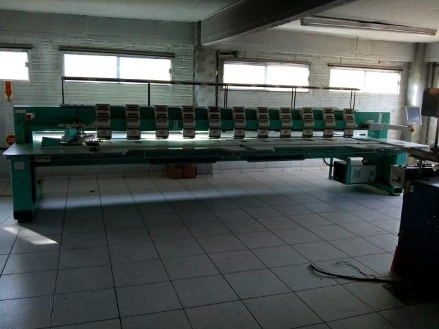 Máquina de bordar Tagima 12 cabeças - Foto 4